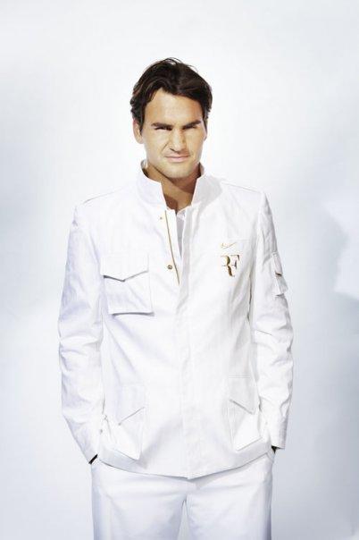 Su nuevo outfit para Wimbledon 2009.