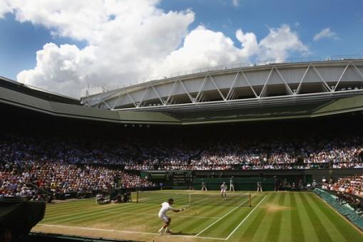 Wimbledon Día 11, Semifinales: Federer vs Haas