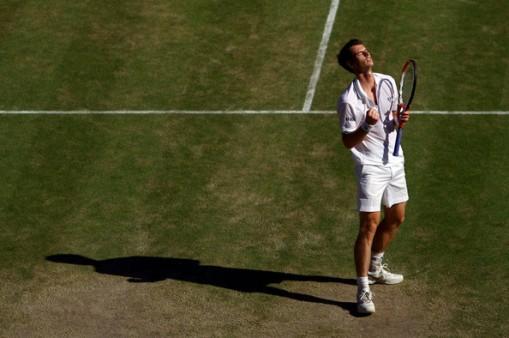 Murray y el grito de la victoria