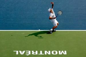 Andy Roddick y su poderoso saque