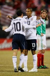 Donovan siempre ha jugado bien contra México