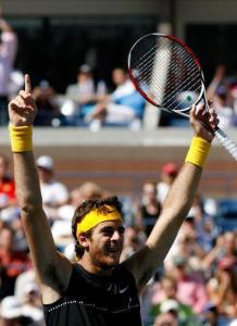 Del Potro a la final del US Open 2009