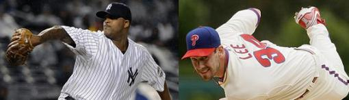 Sabathia vs. Lee: 2 Cy Youngs y ex-compañeros en Cleveland