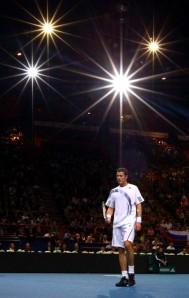 Marat Safin en su ultimo juego